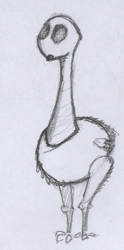 Animalos - Pencil on paper, paper, sketch, ch3
