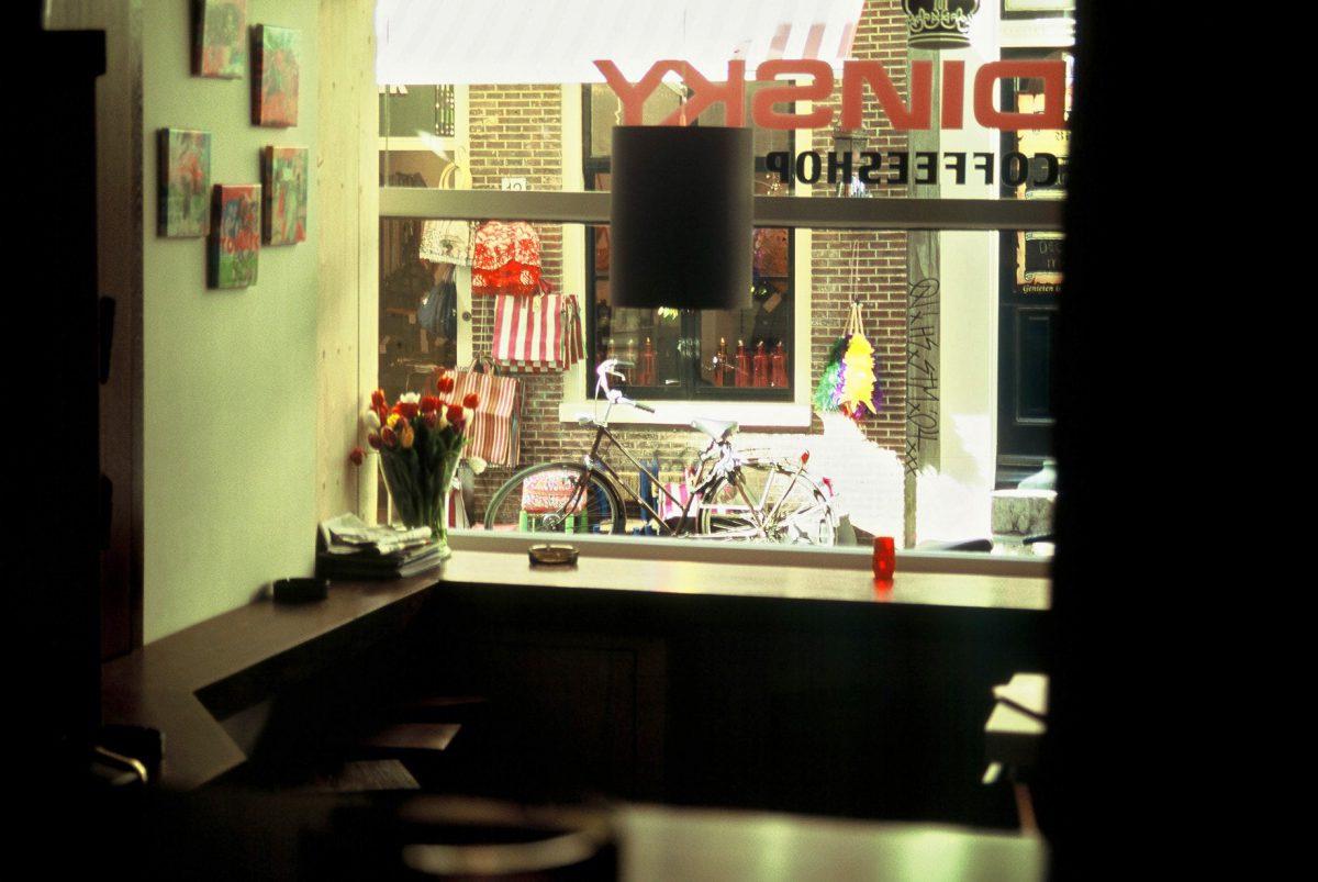 Kandinsky, cafe