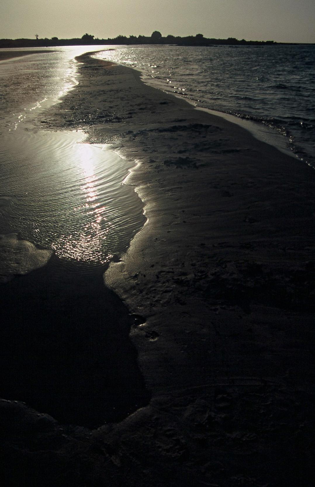 beach, sea, constrast