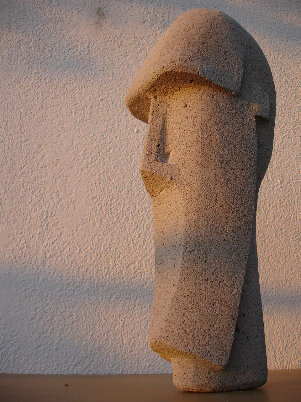 Long head - 30cm Perlite block