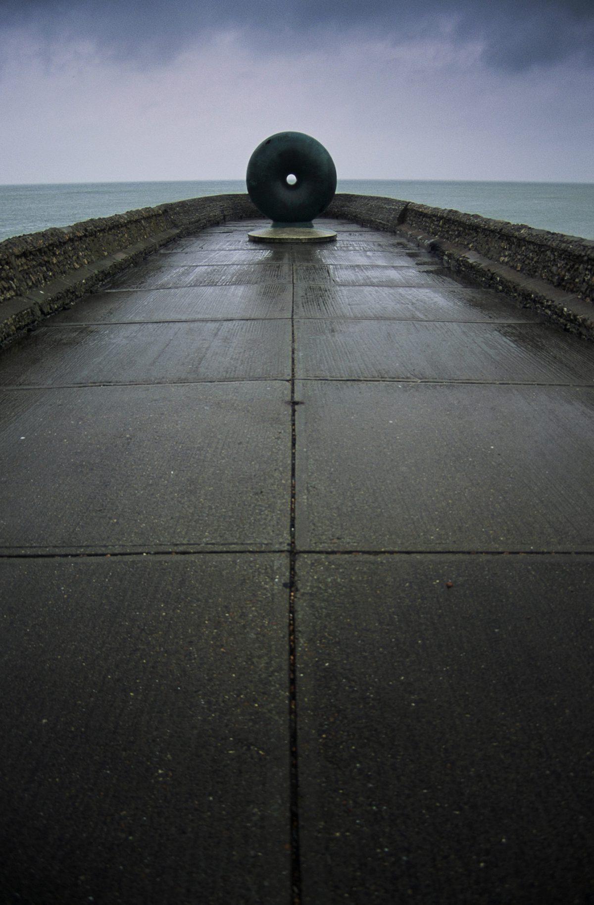 landmark, sea, sky