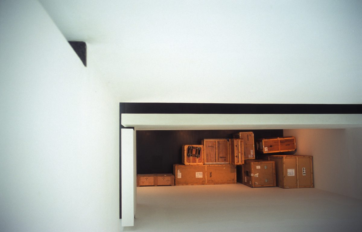 Boxes - Museum of Contemporary Art, abstract, box