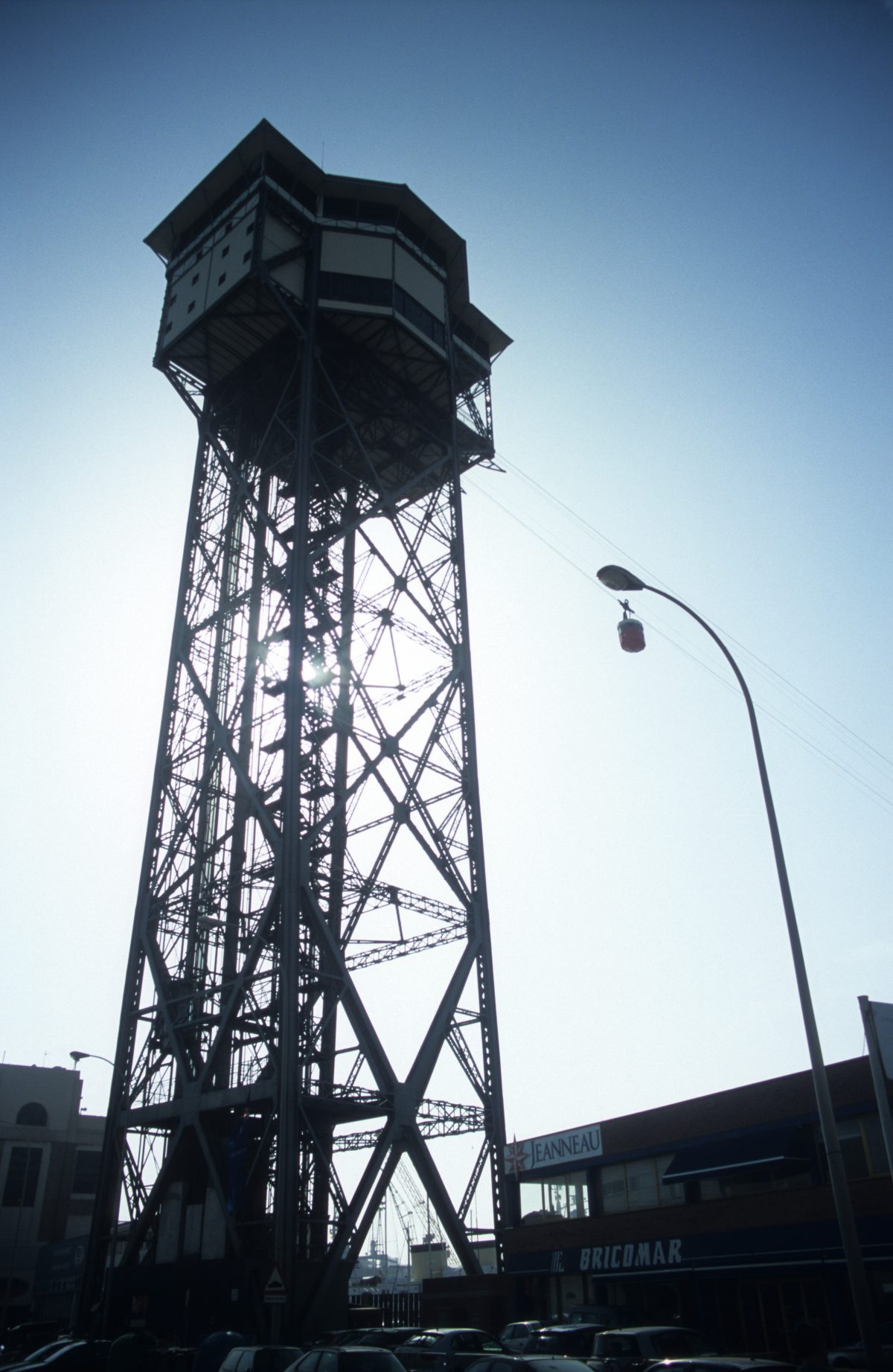 Cable car Tower, tower, sky