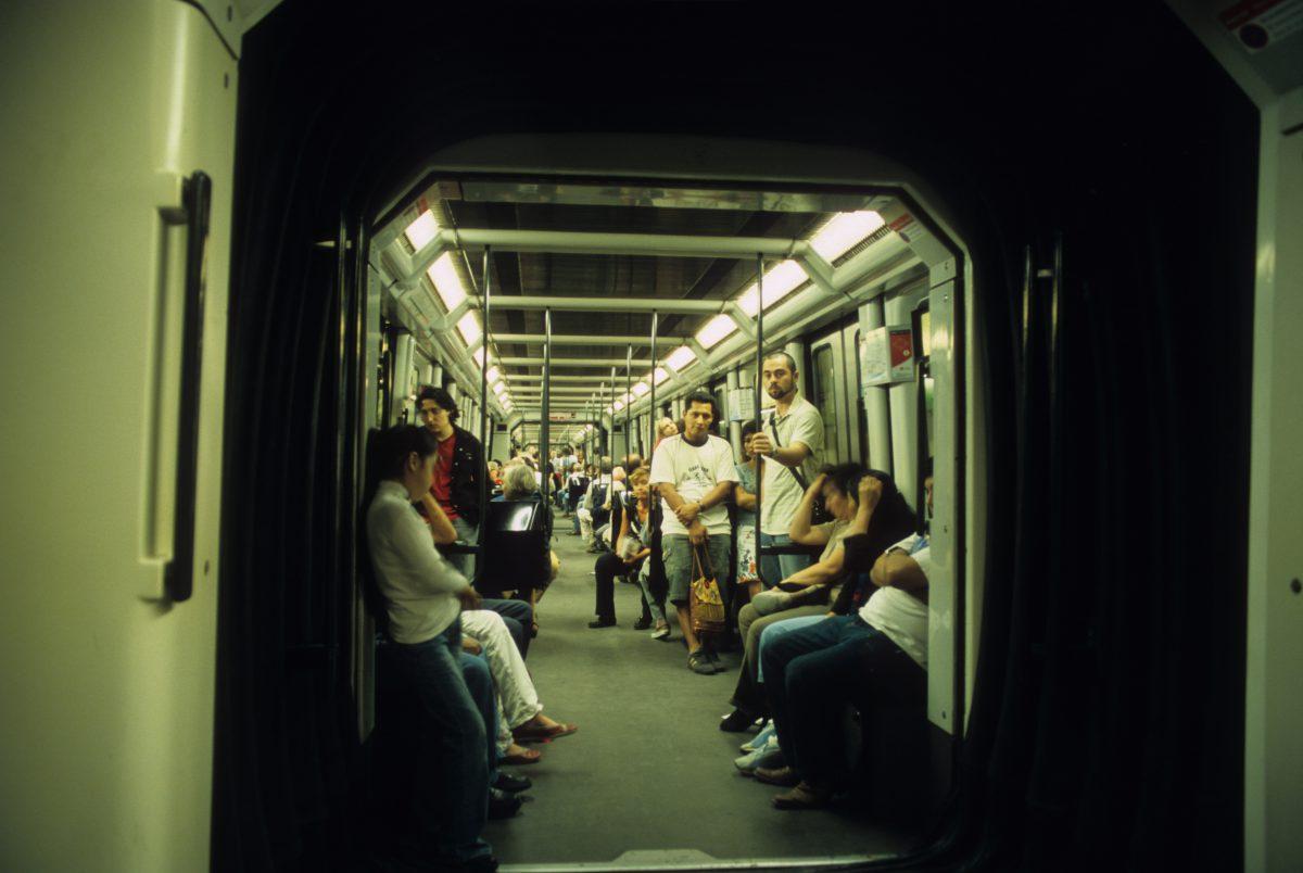 people, underground