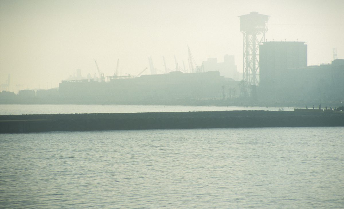 sea, city