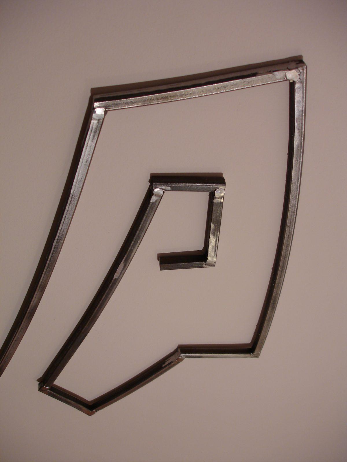 Manas - 100cm steel