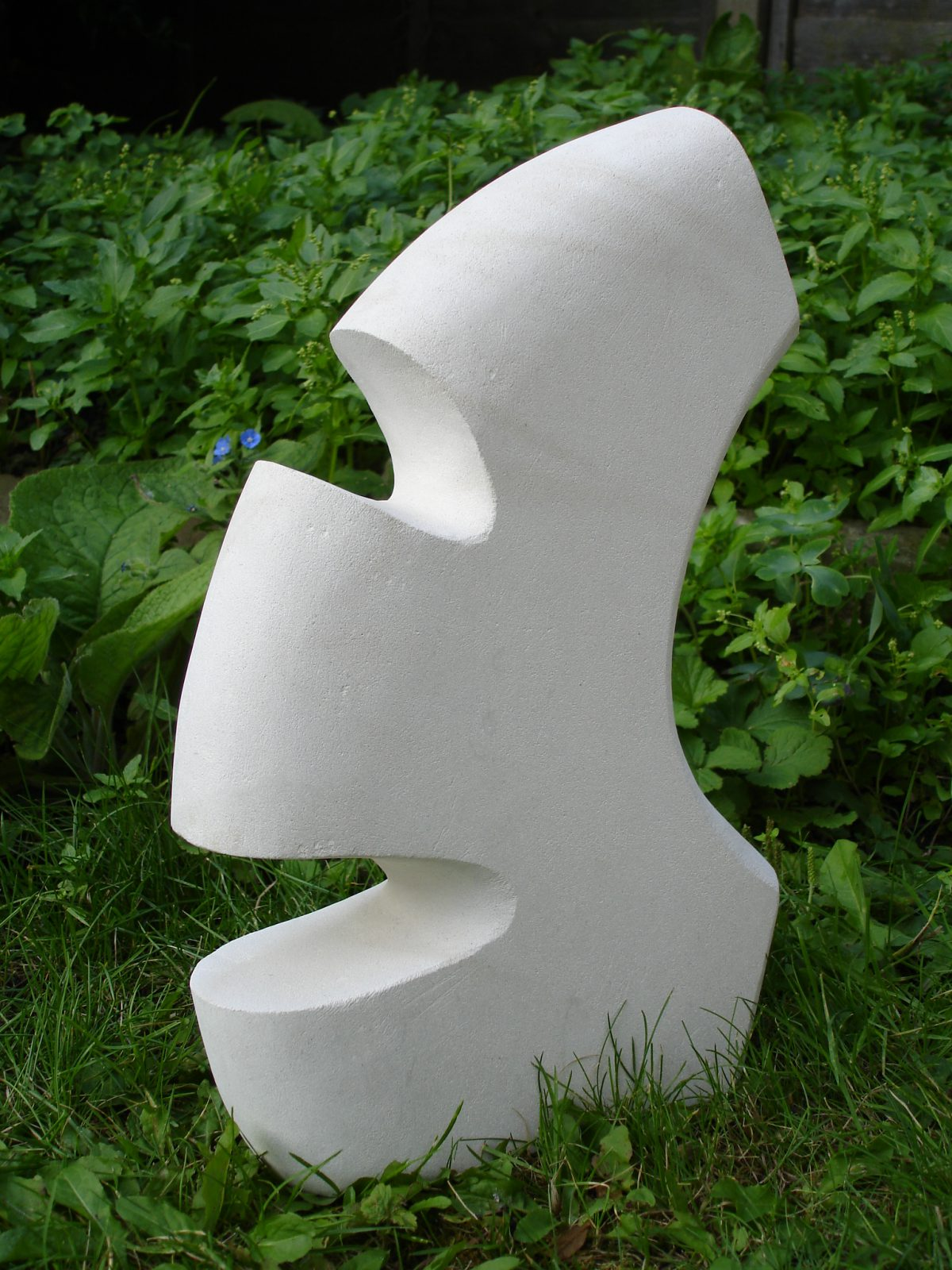 Head - 37cm Portland Limestone
