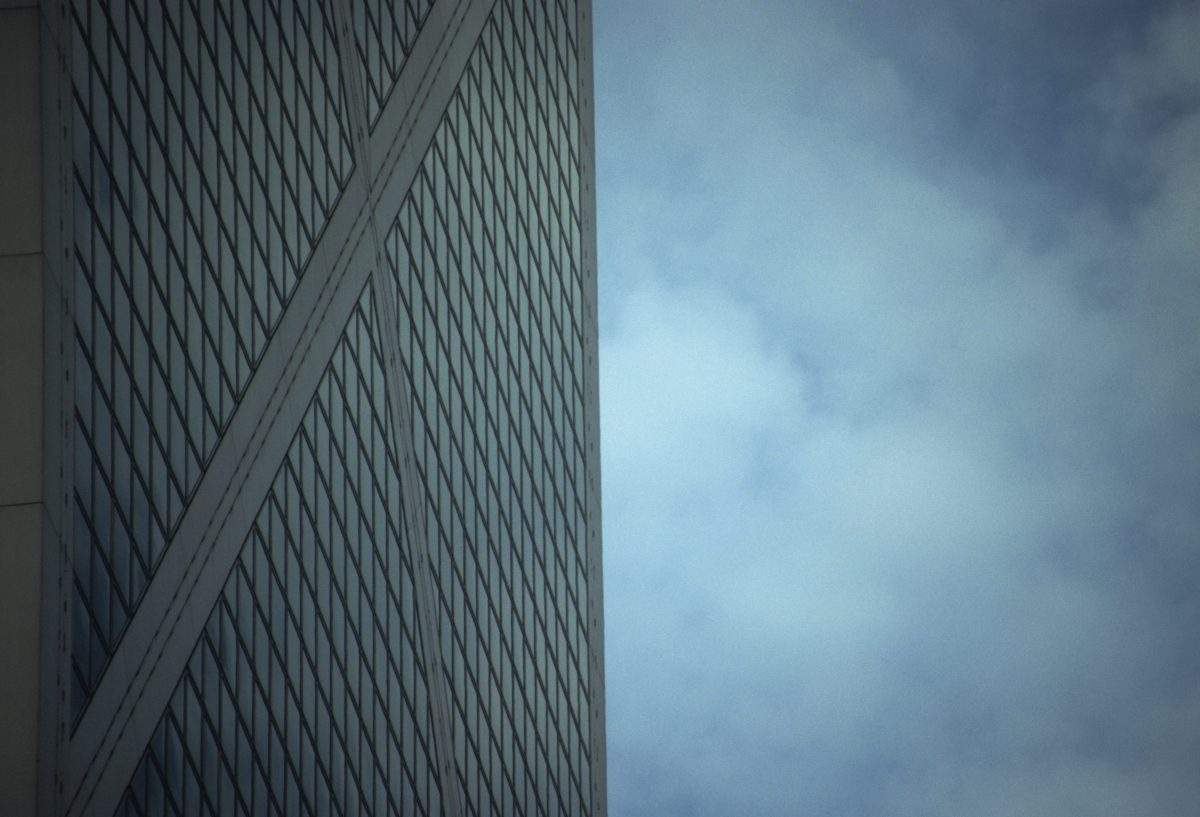 building, sky, abstract, pattern