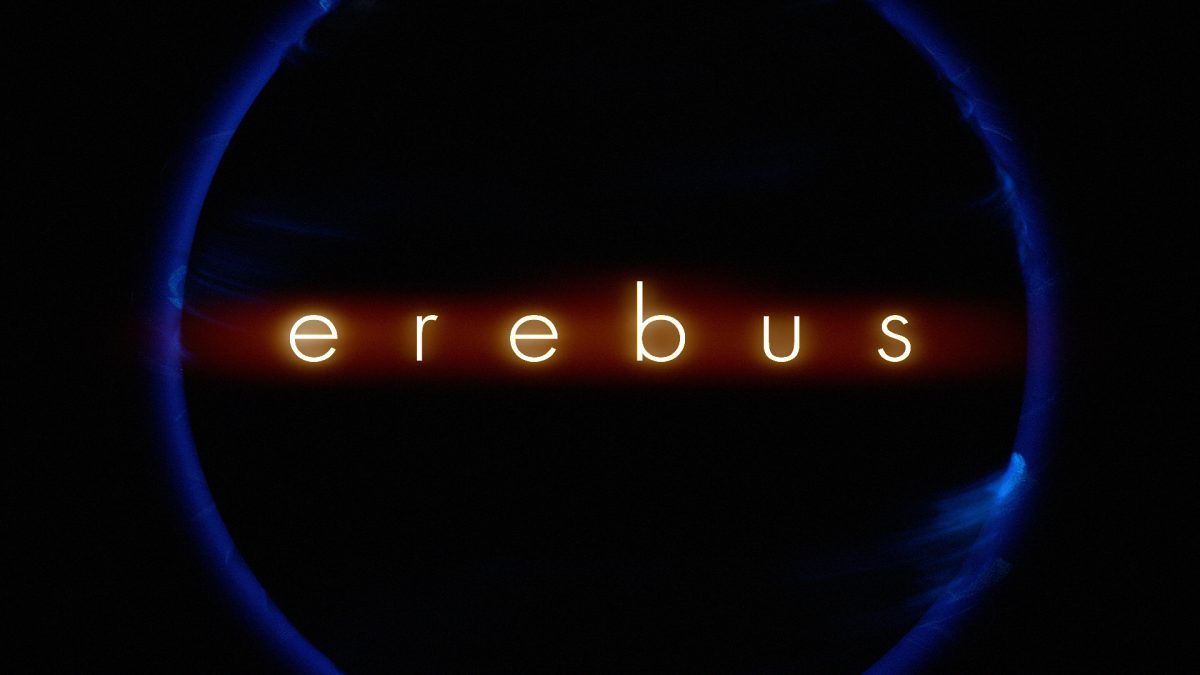 Erebus - Cover image for personal animation project, 3d, cover, ch3