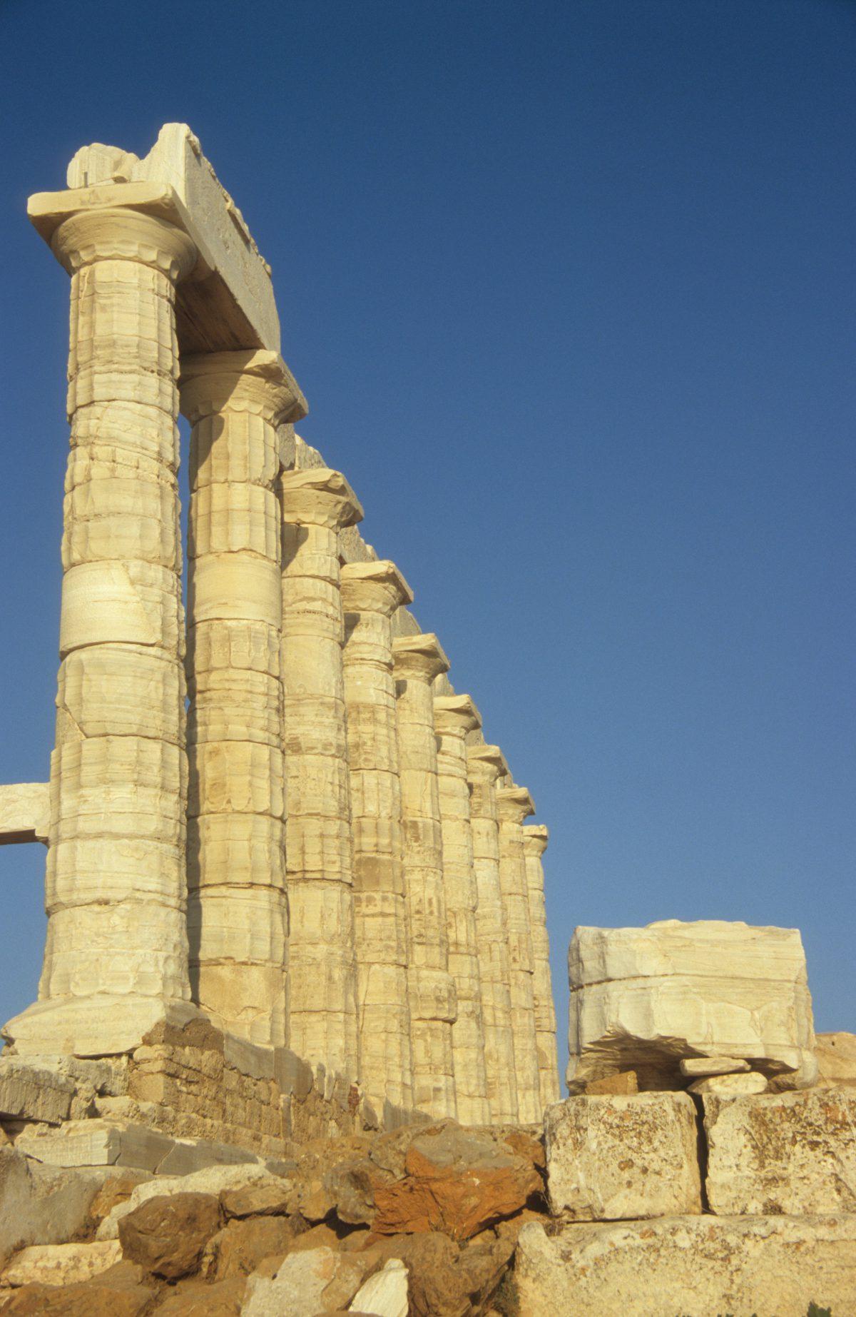 Poseidon Temple, landmark