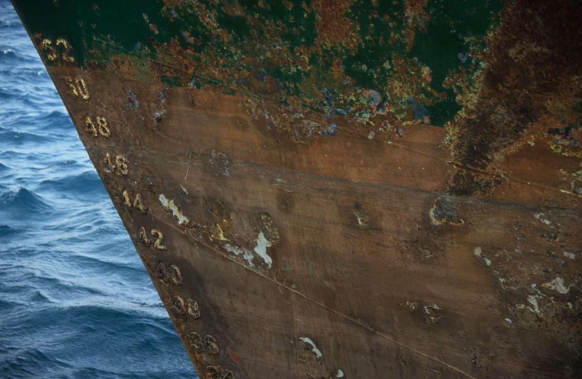 boat, decay