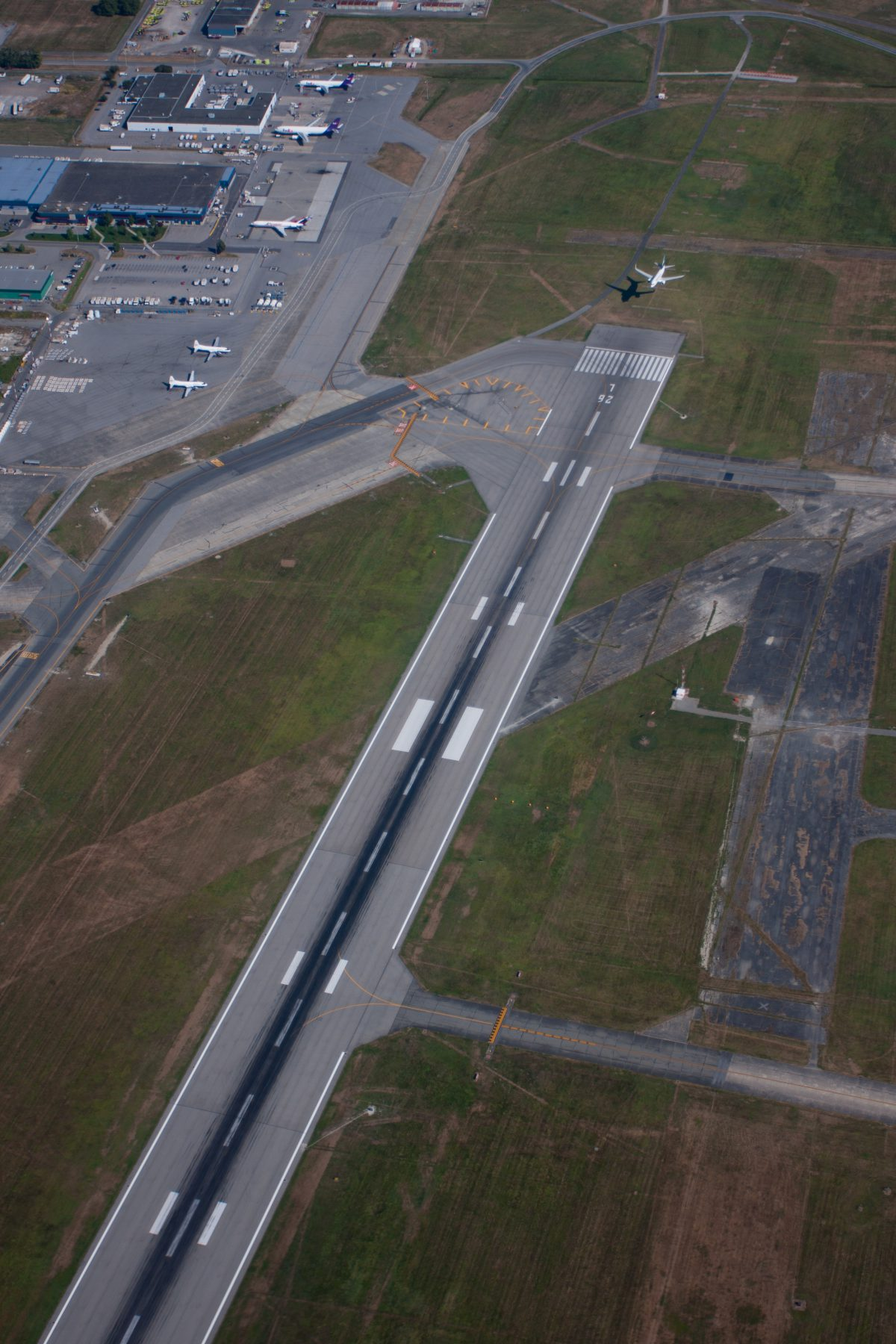 Landing, seaplane, plane, airport, flight