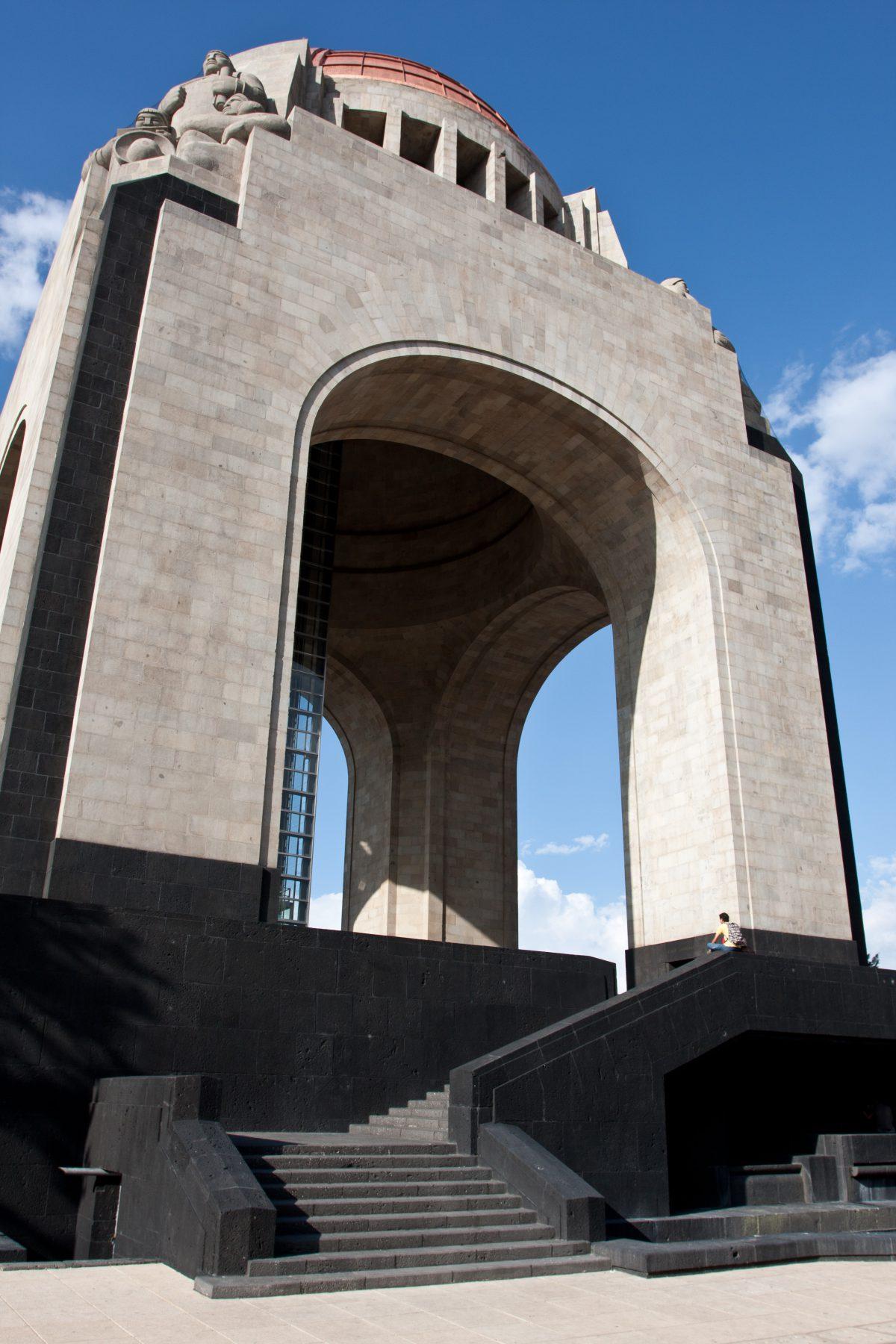 Revolution Monument, landmark