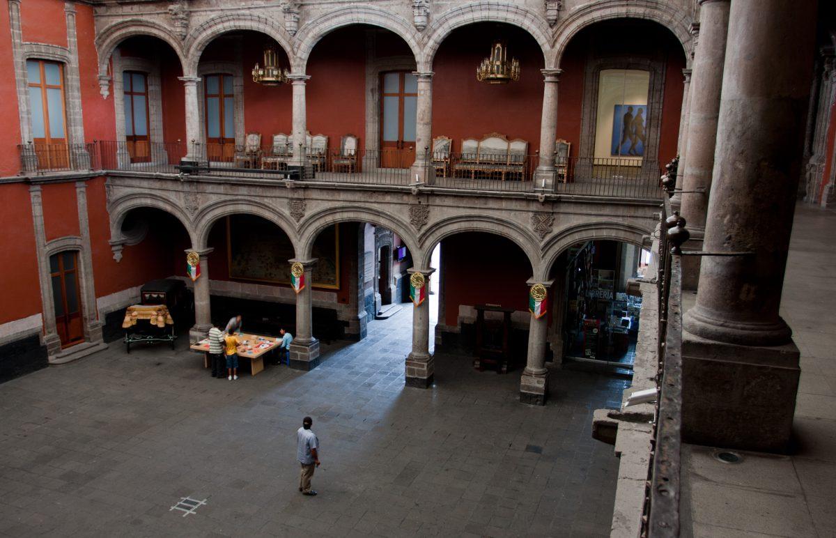 Museum Ciudad Mexico, building