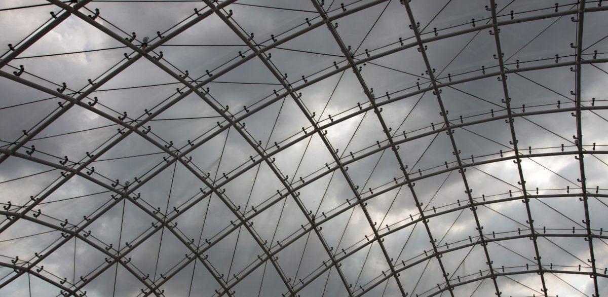 Ceiling, museum, ceiling