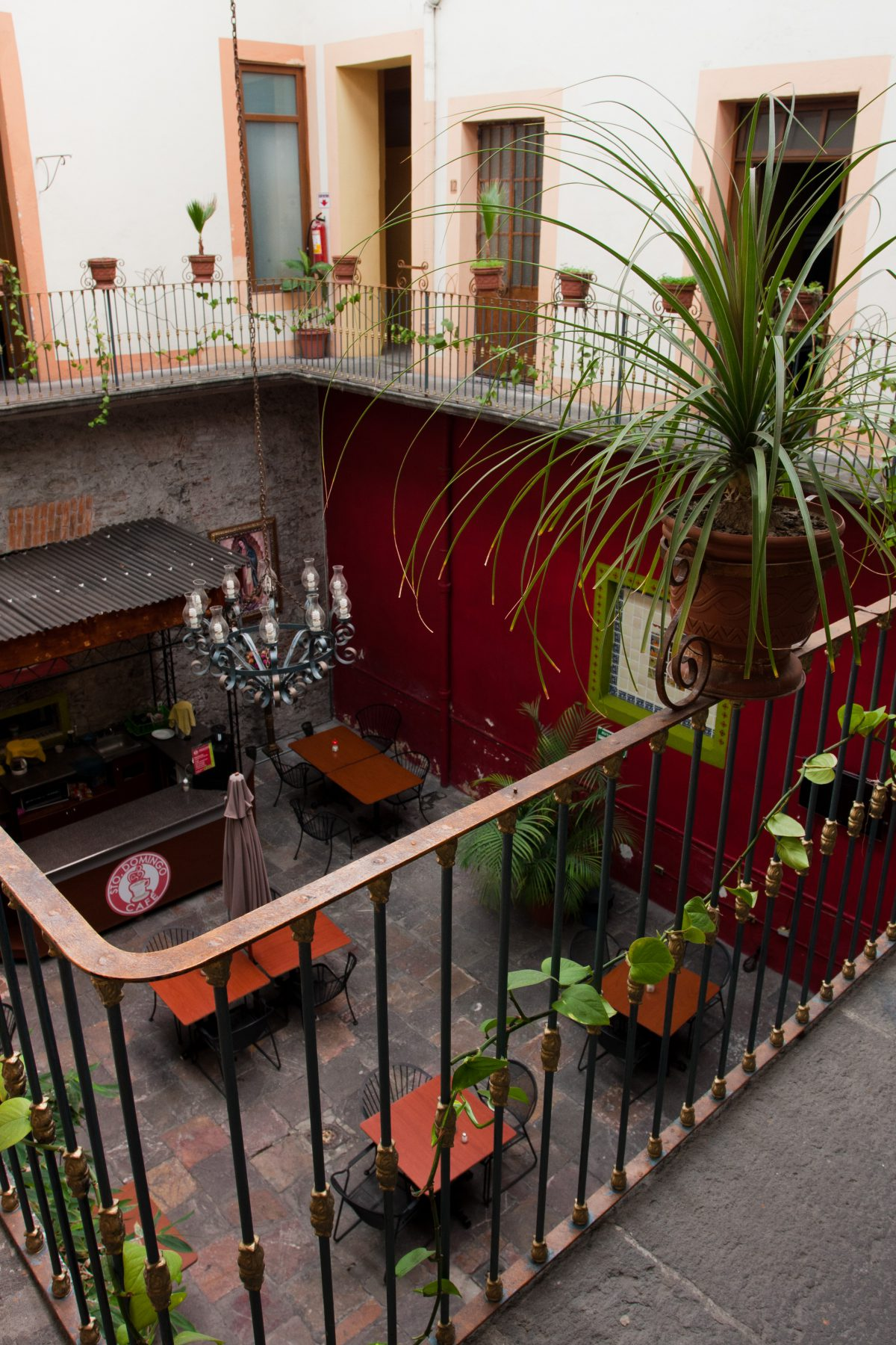 Hostel Santo Dominigo - At Puebla, hotel