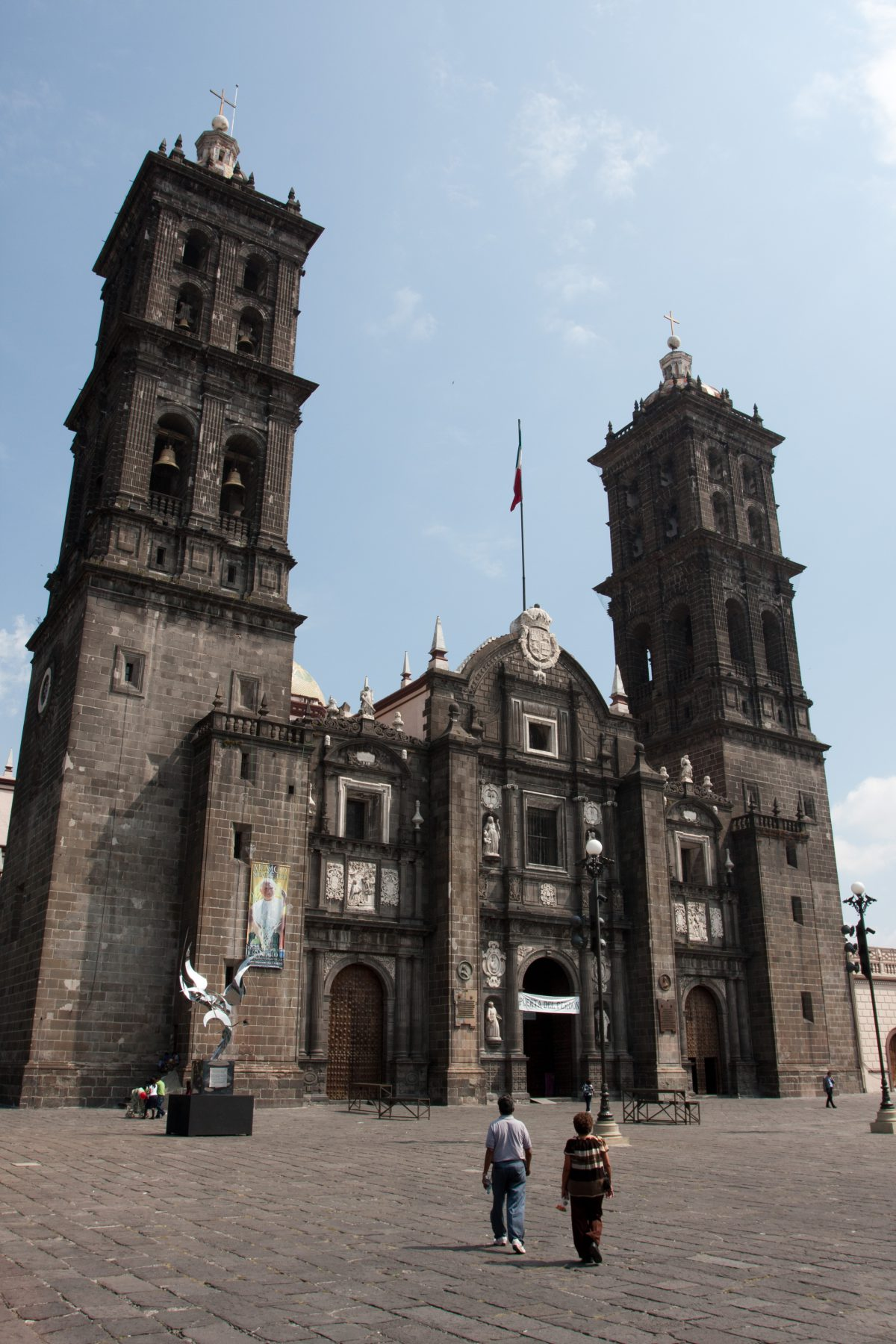 La Básilica Catedral - of Puebla, church