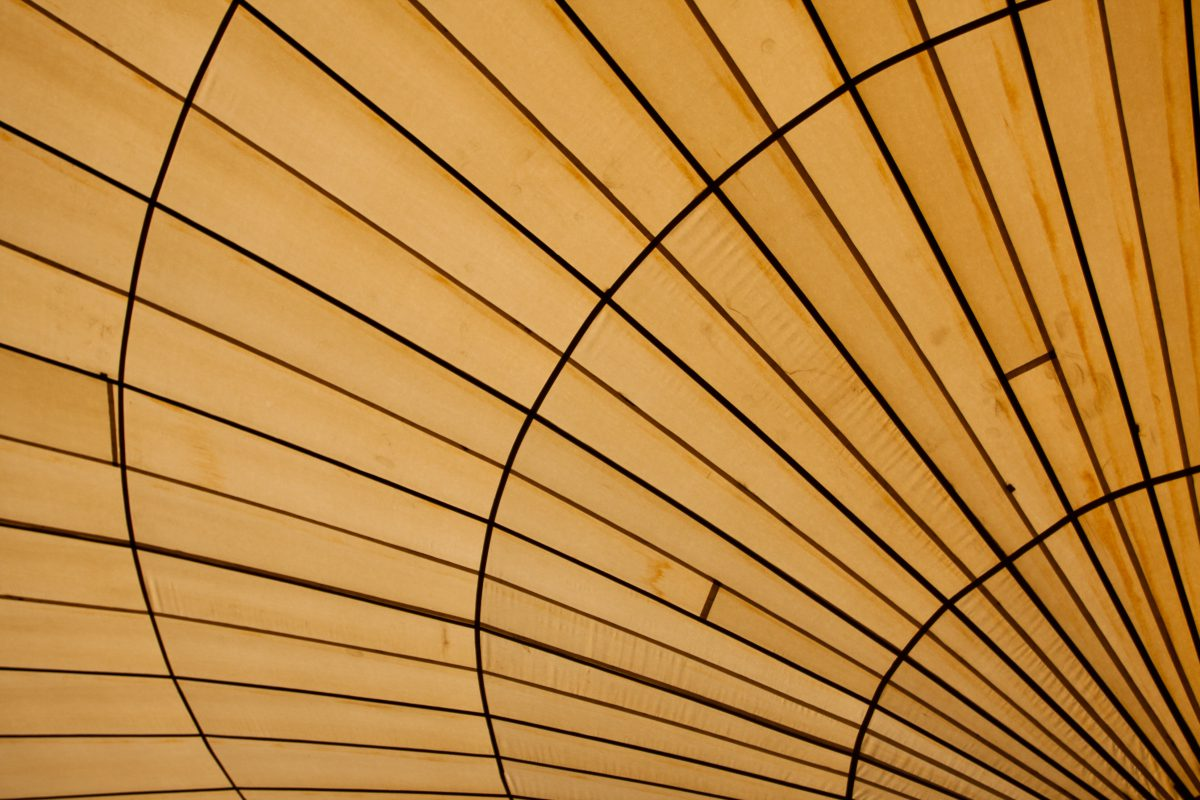 ceiling, pattern
