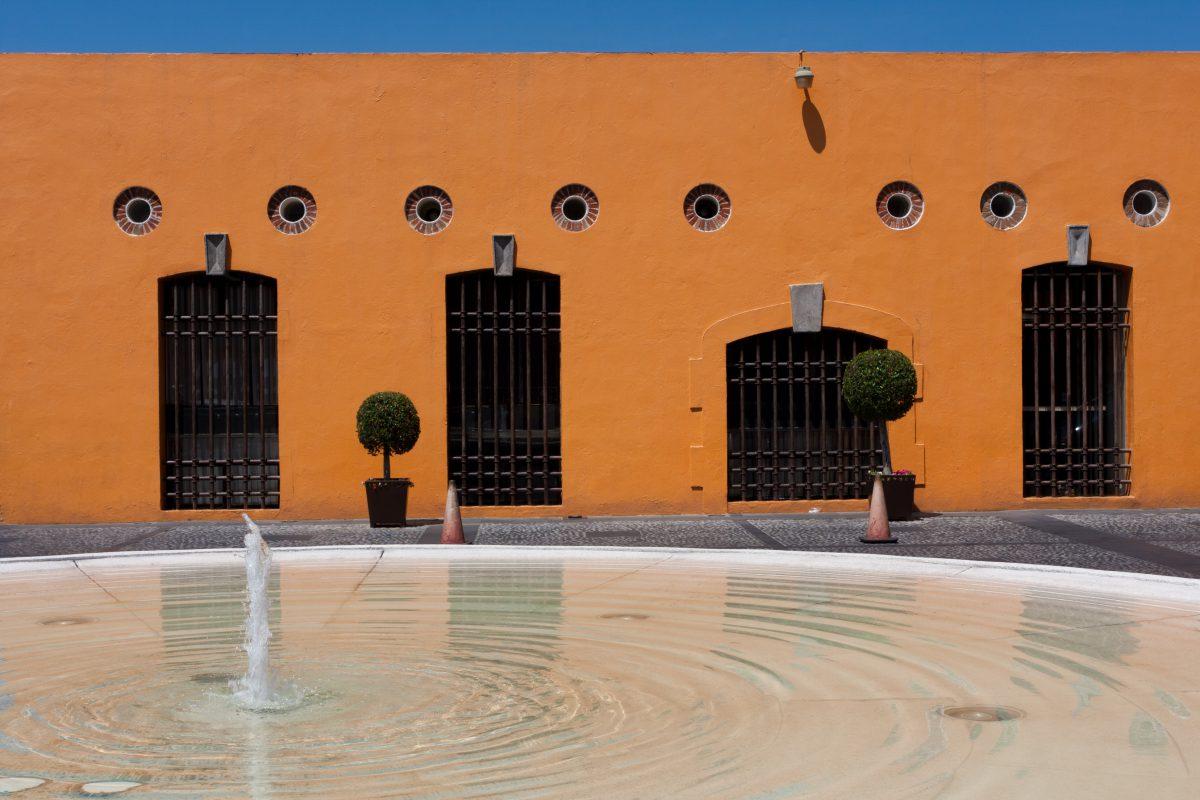 Centro de Convenciones - of Puebla, building
