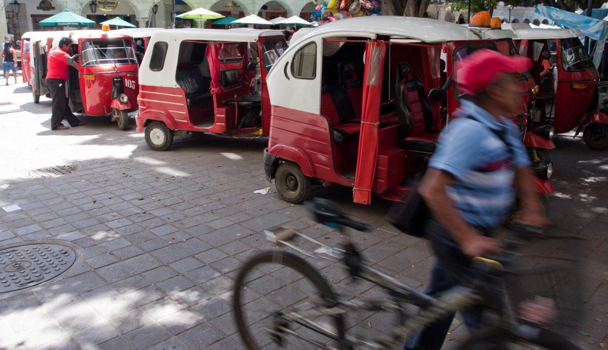 Taxi parade, taxi