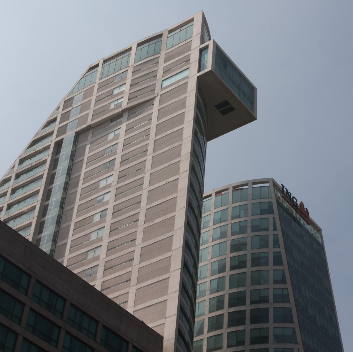 building, city