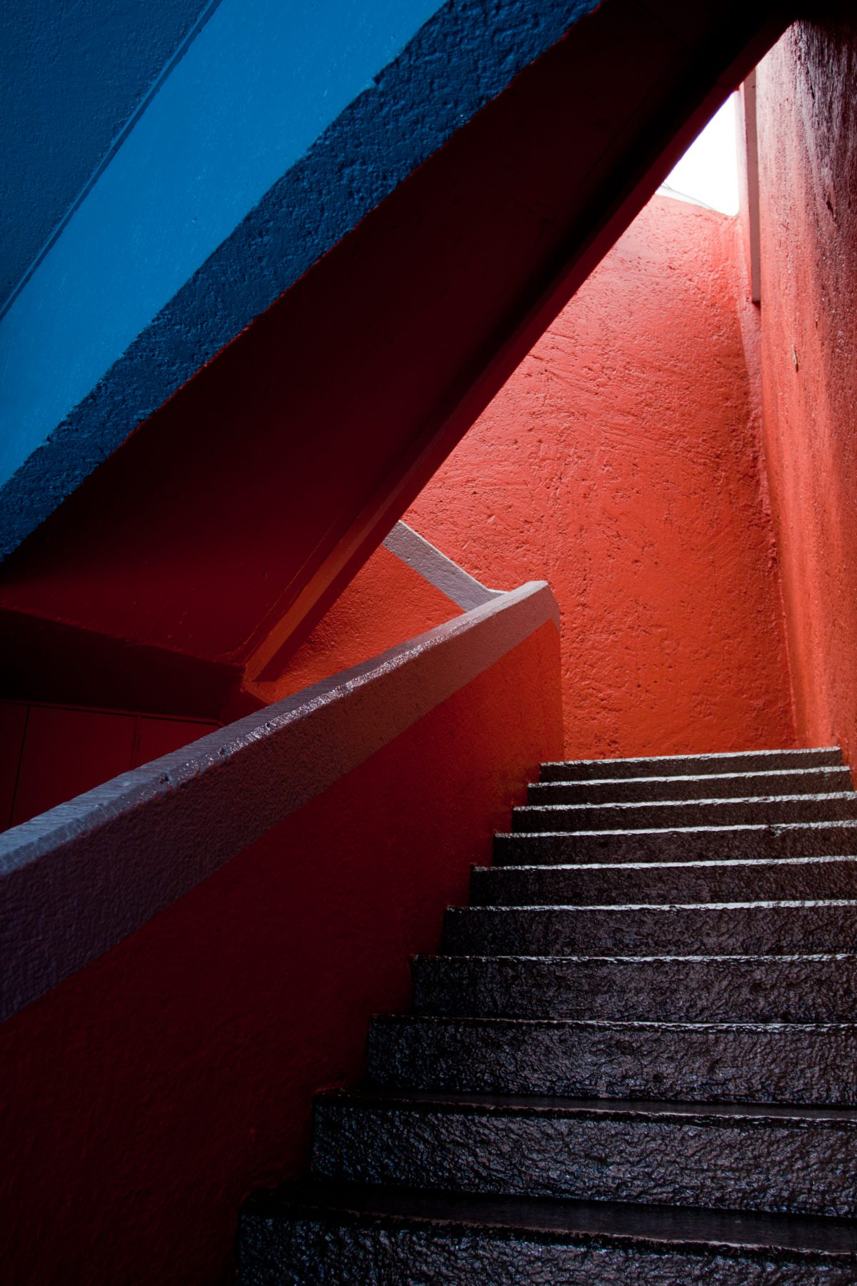 stair, color