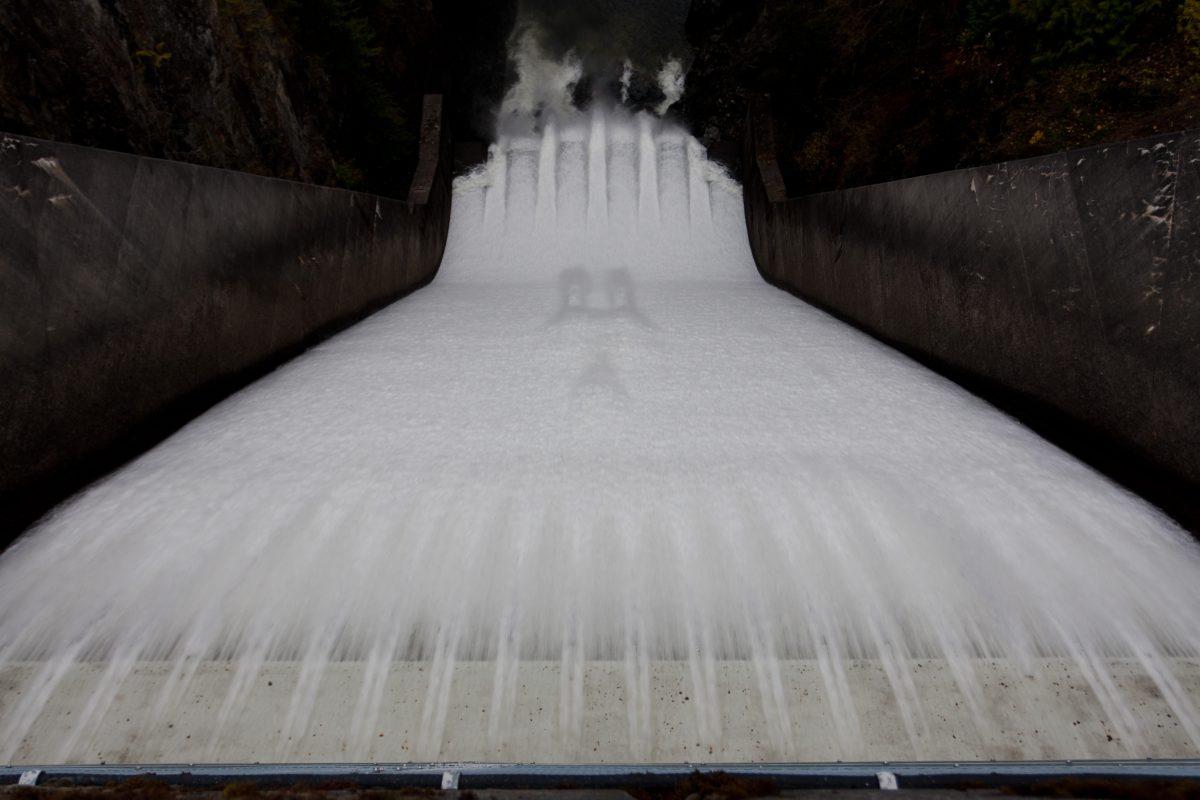 Kapilano Dam, dam