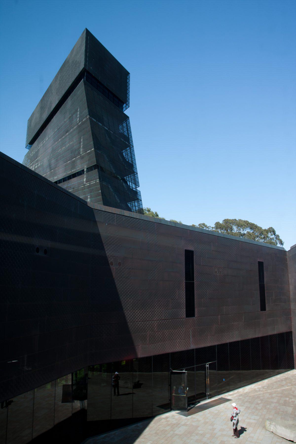 de Young Museum, museum, building
