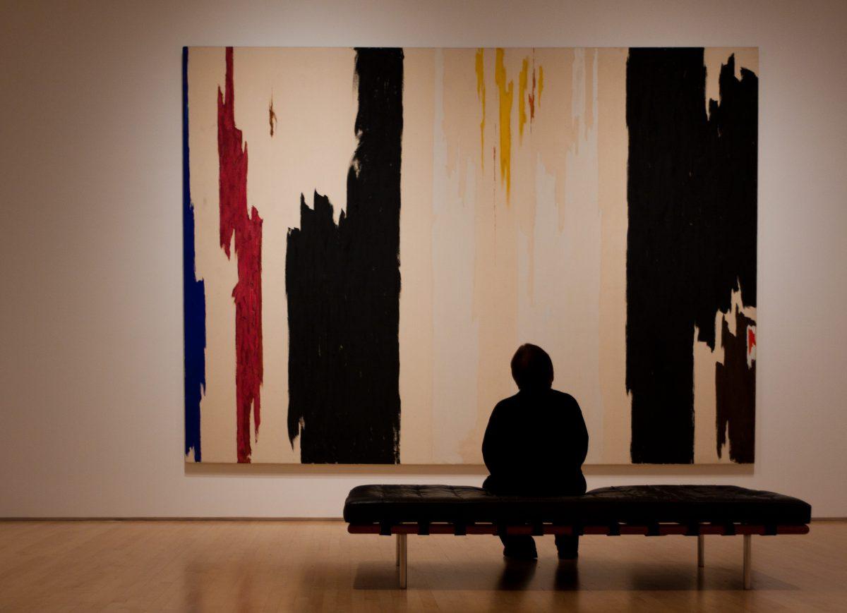 Modern Art - At San Francisco Museum of Modern Art, art, museum, painting