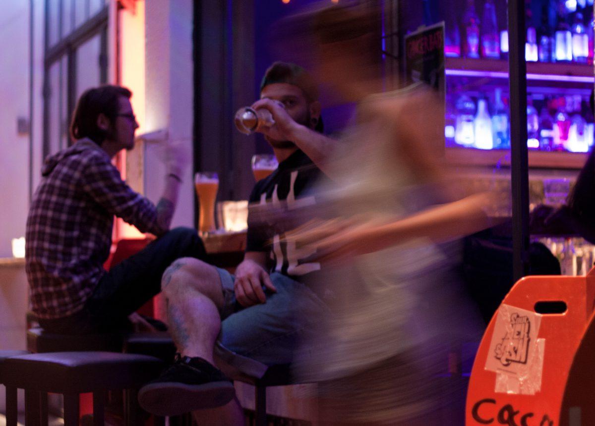 drink, bar