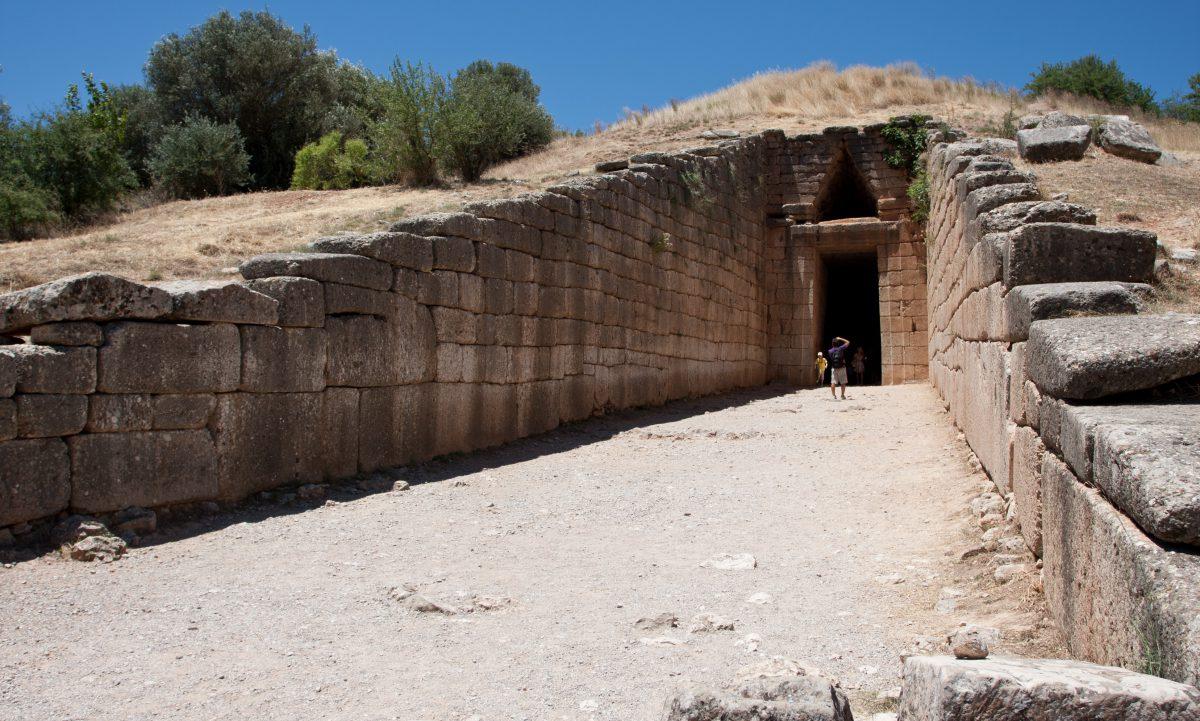 Tomb, landmark