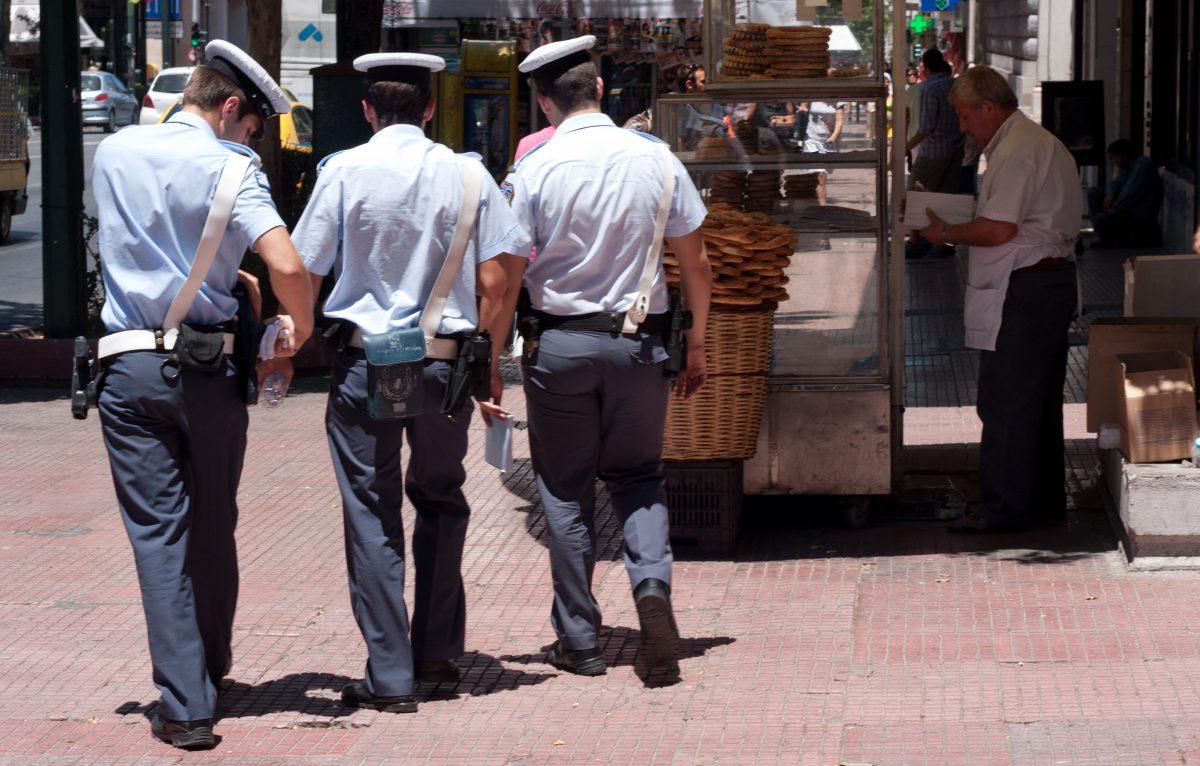 Police, city, police
