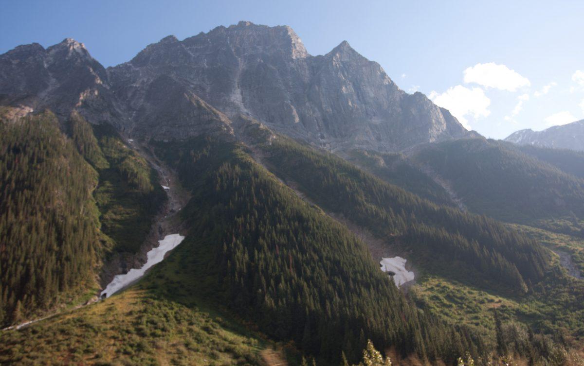 Rockies, mountain