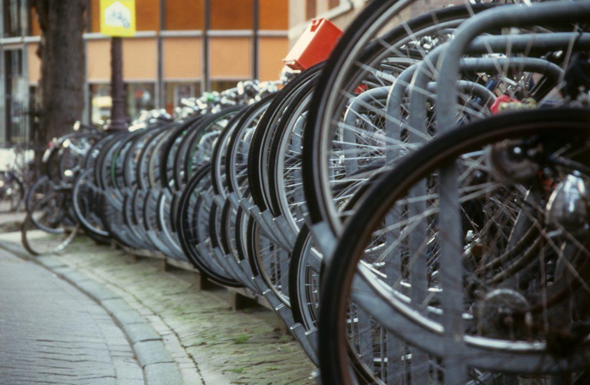 Wheels, bike