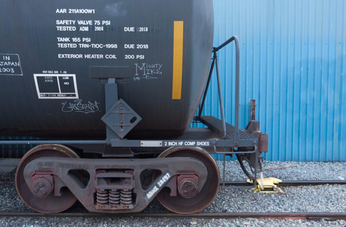 train, track