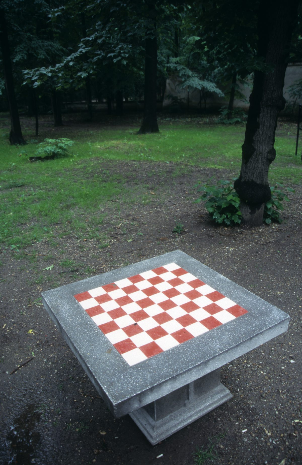 Chessboard, game