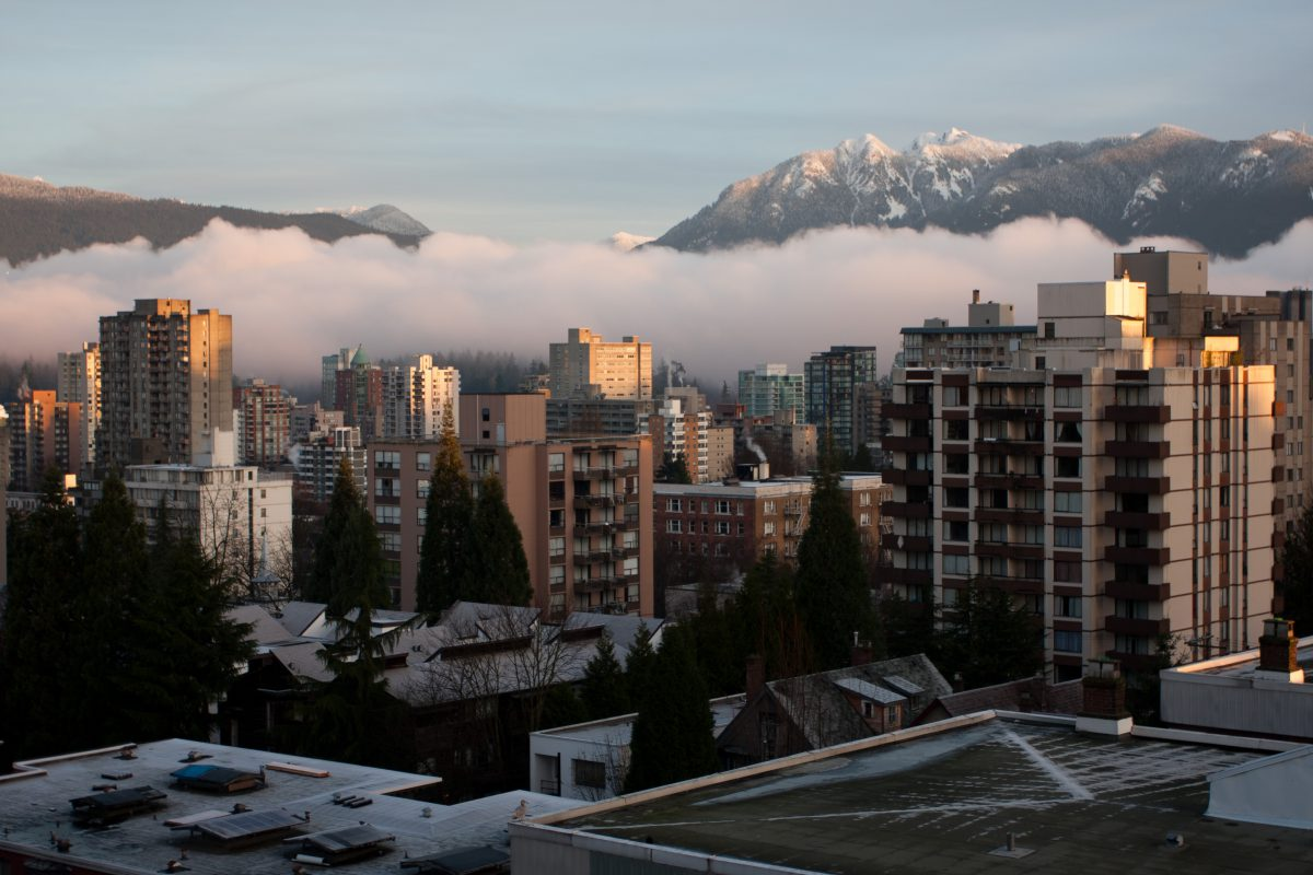 Morning Inversion - Morning Inversion, view, cloud, mountain, inversion, fog