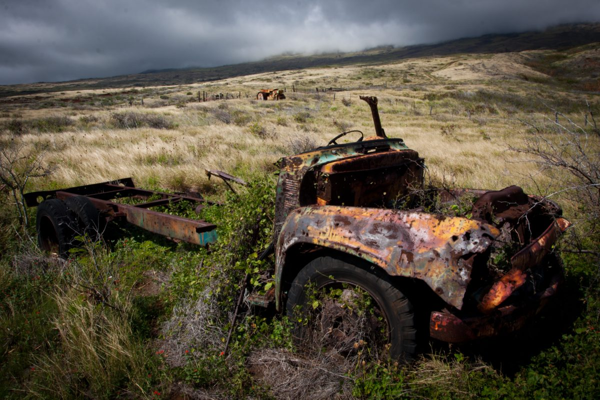 vehicle, decay
