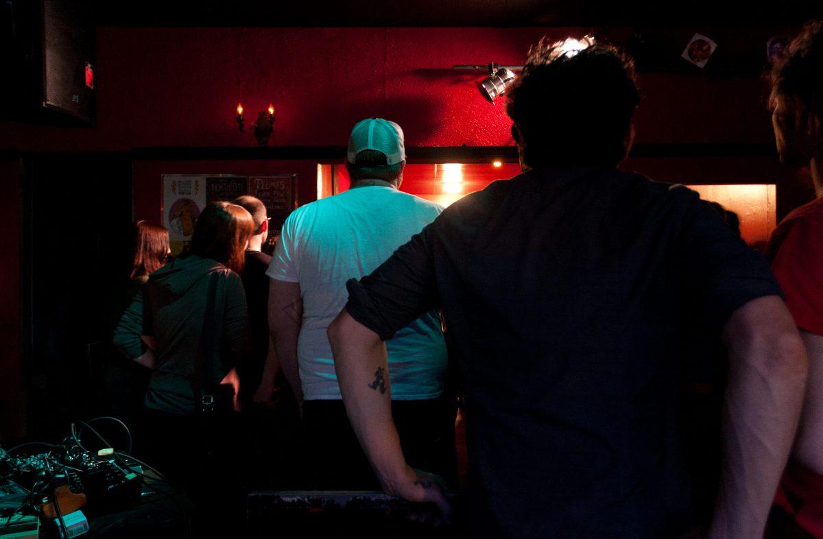 at Wunderbar - Edmonton, venue, bar, gig
