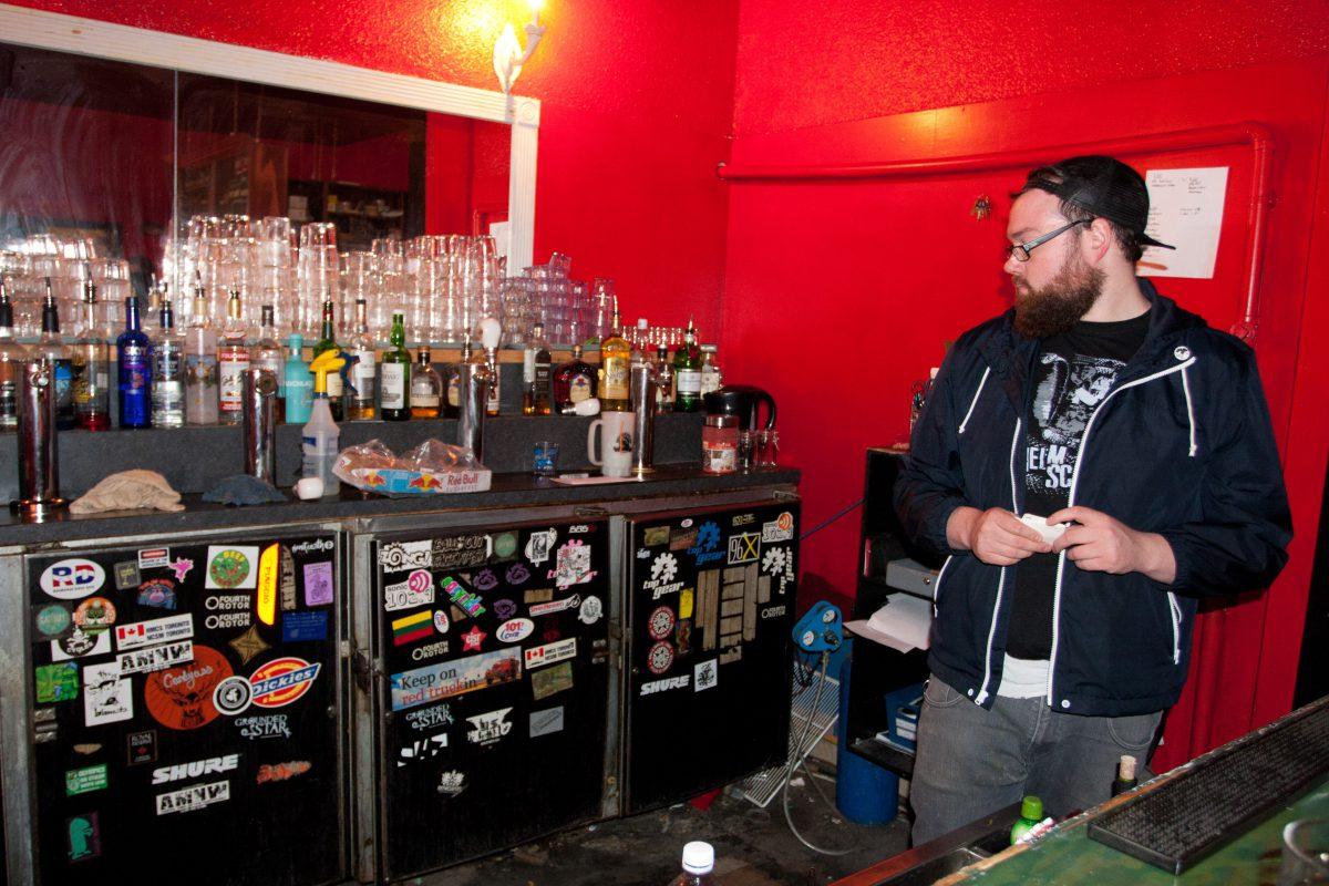 venue, bar
