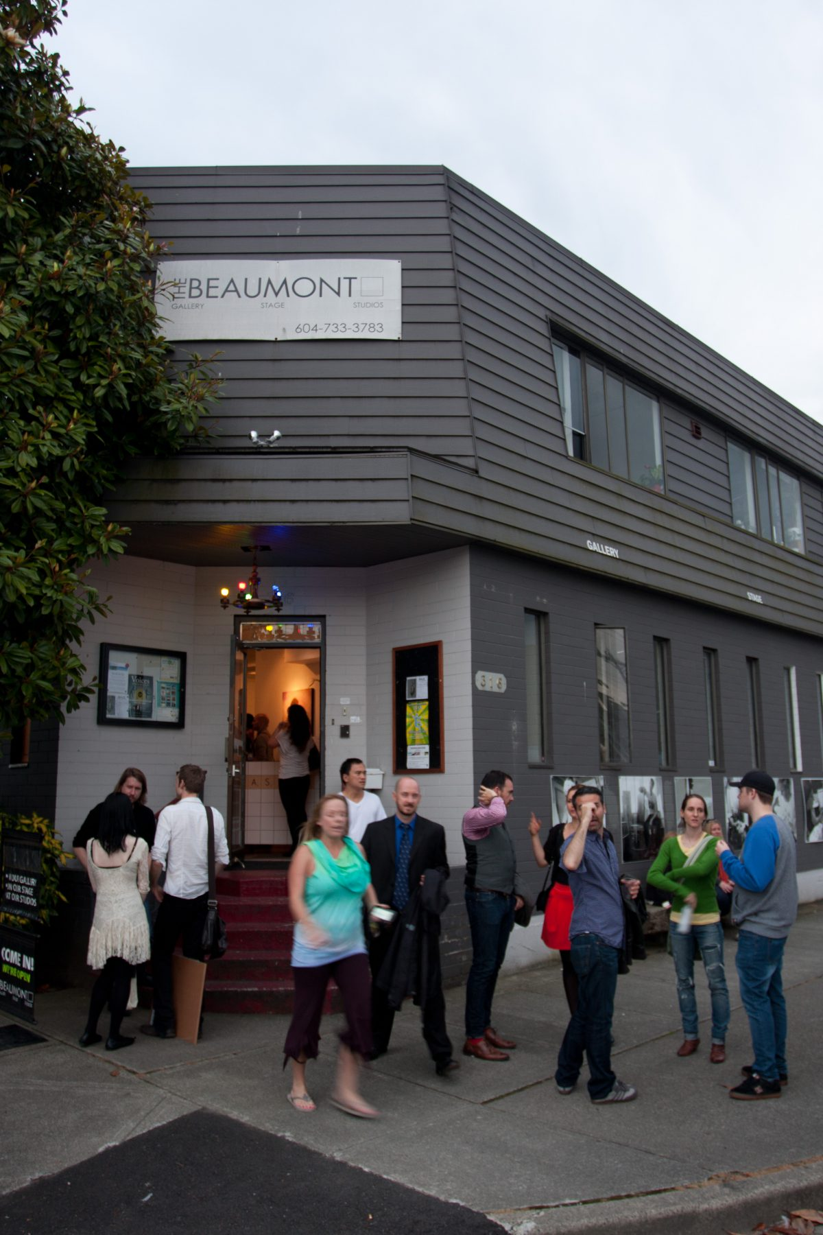 Rascal Art Show - At The Beaumont Studios, event