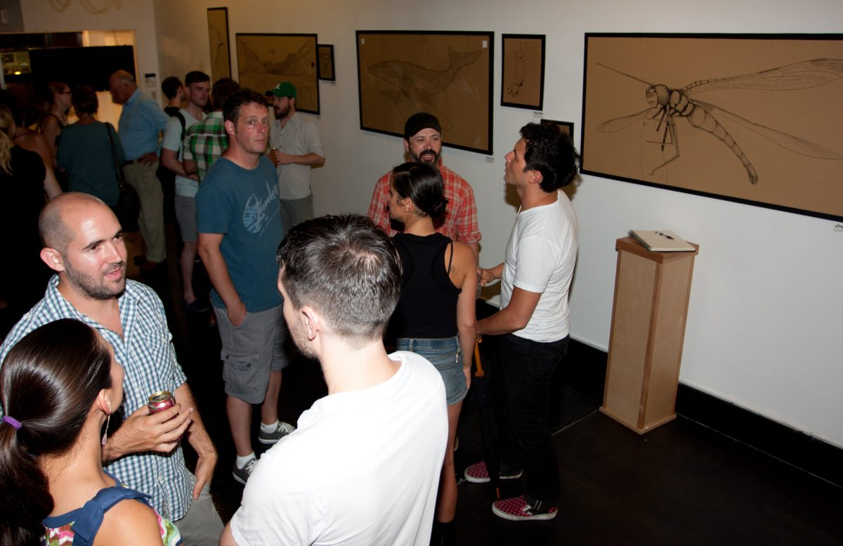 Ill&Ink art show - Ill&Ink art show, ch3, exhibition