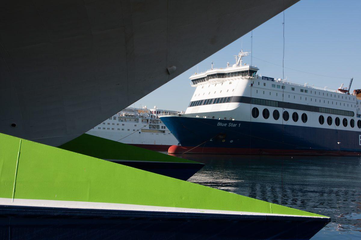 sea, boat, port