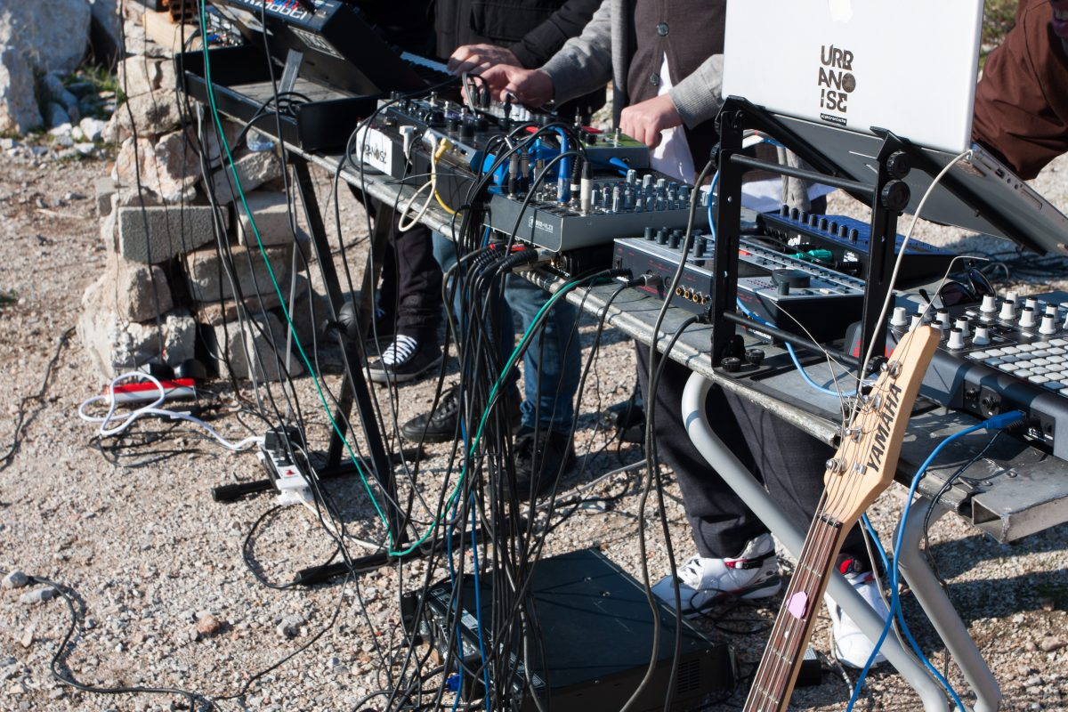 Urbanoise, cable, gear, event