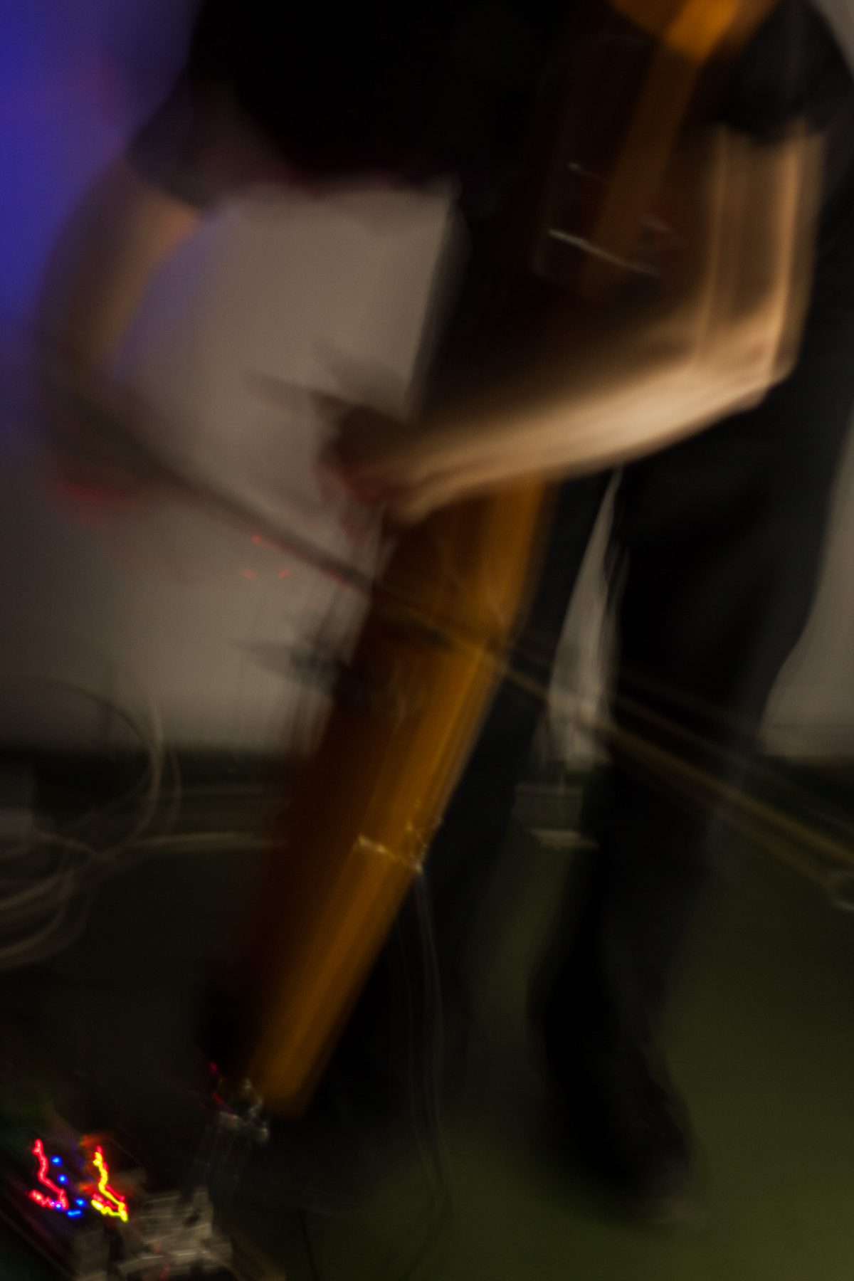 night, gig, instrument