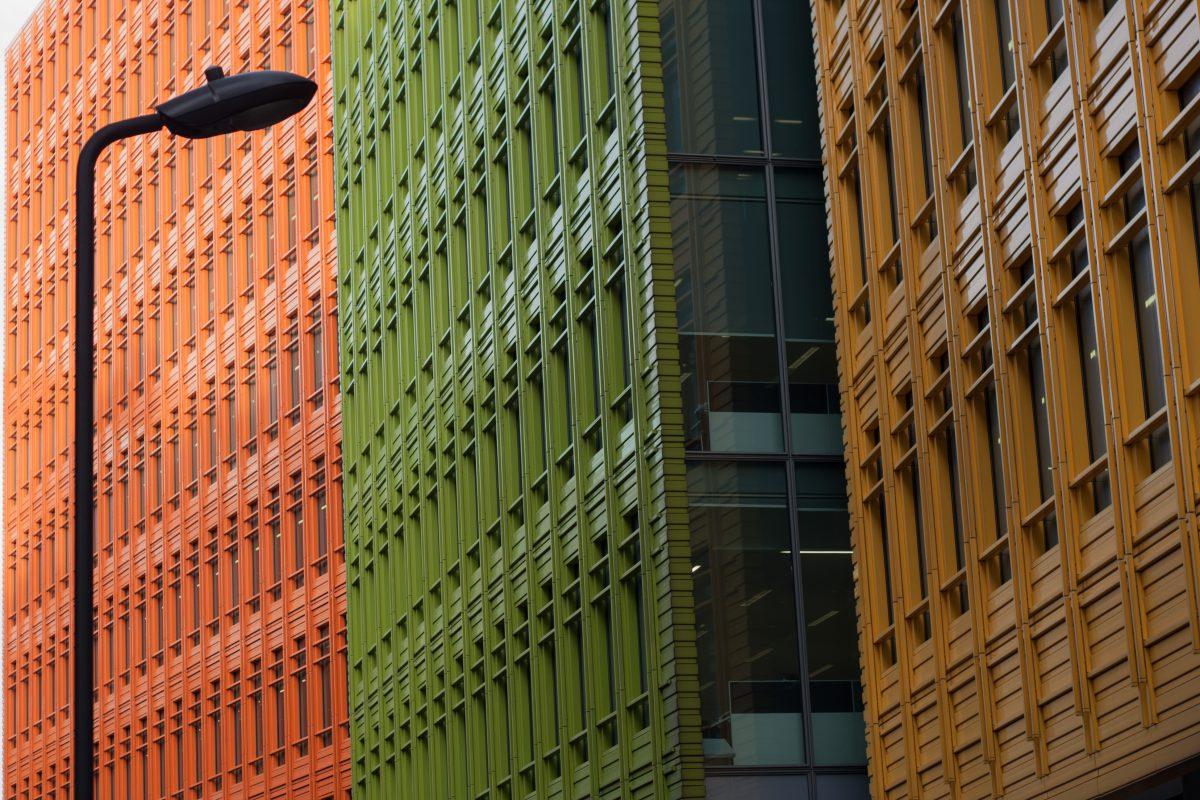 building, color