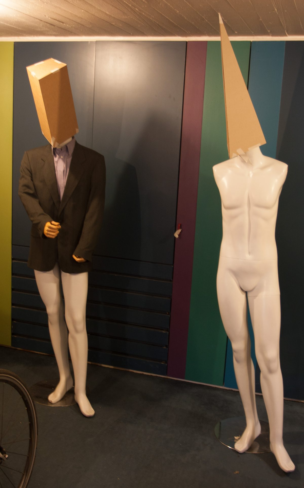Final choice, process, mannequin