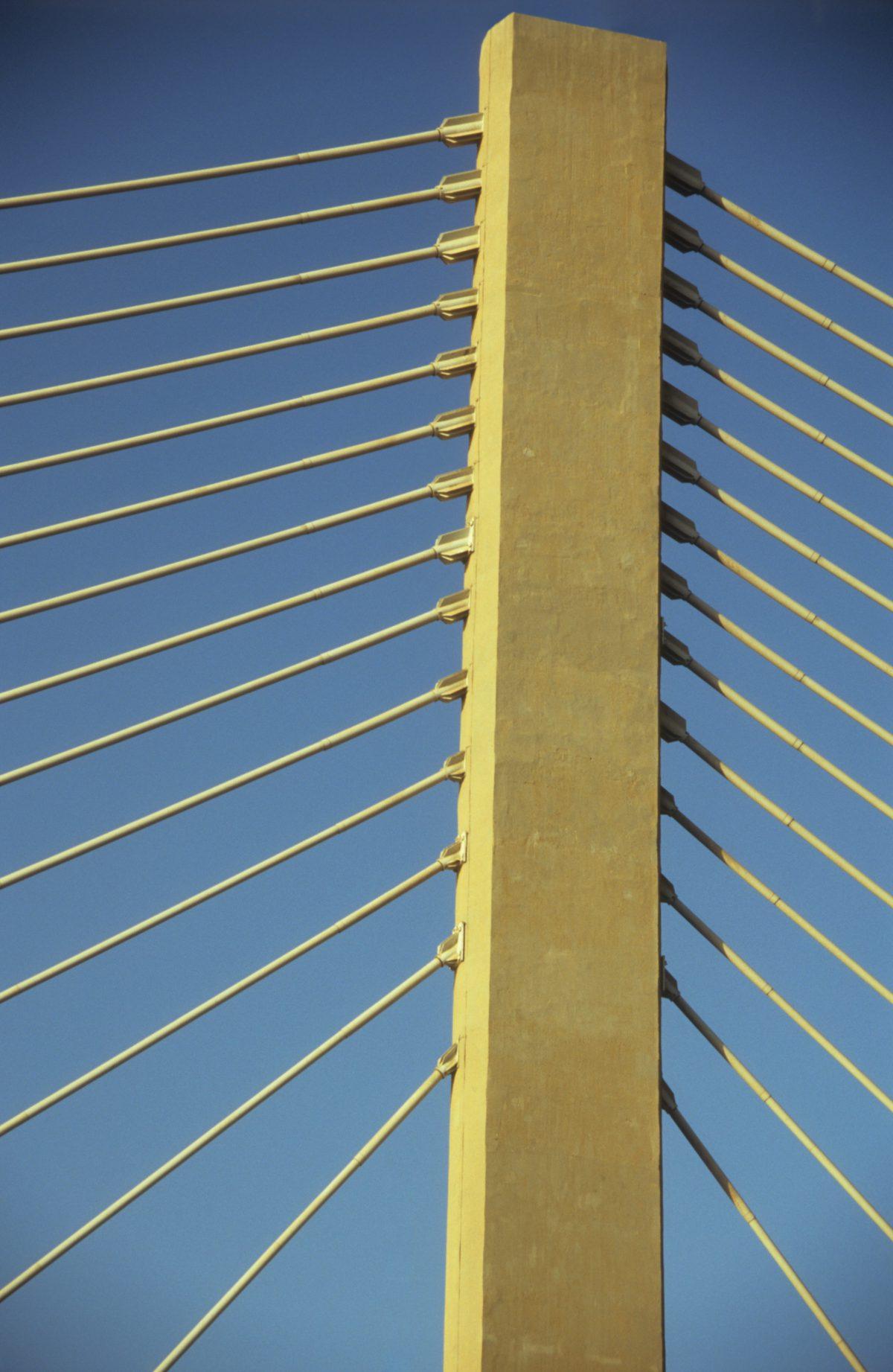Bridge, bridge, sky
