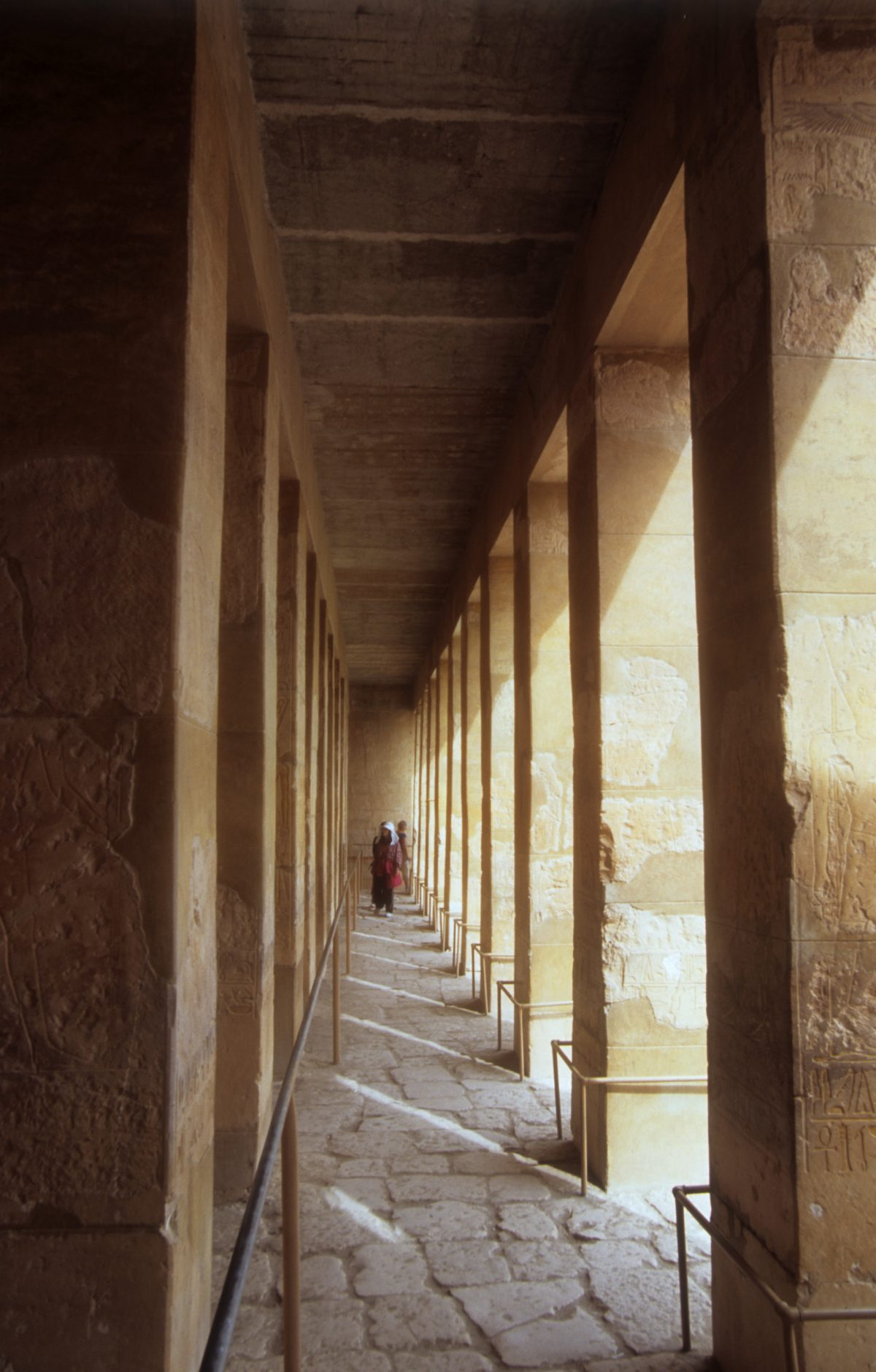 Mortuary Temple - Hatshepsut, landmark