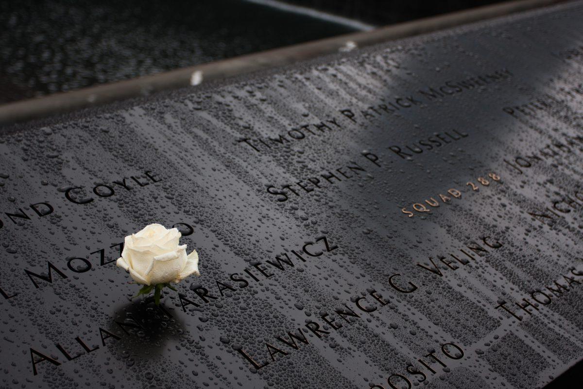 9/11 Memorial, memorial